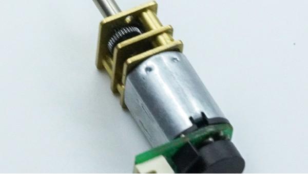 深圳微型减速电机厂家为您揭秘:微型减速电机塑胶减速齿轮的优点