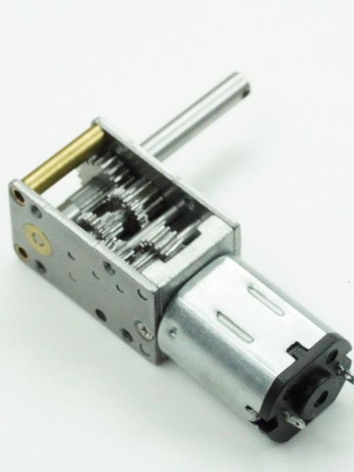 电子门锁如何选用减速电机