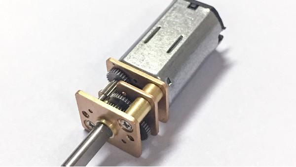 深圳直流电机厂家给您分享直流电机原理:微型有刷直流电机