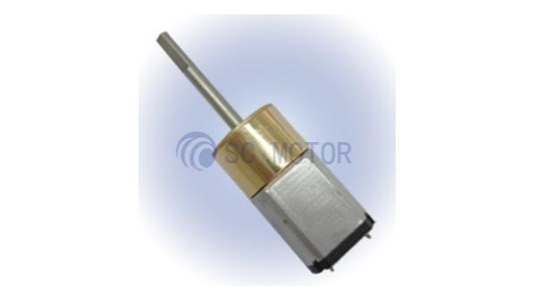 深圳门锁电机厂家为您盘点:智能门锁电机的特点