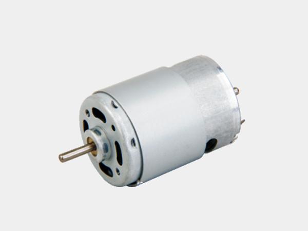 SCRF-385贵金属电刷马达