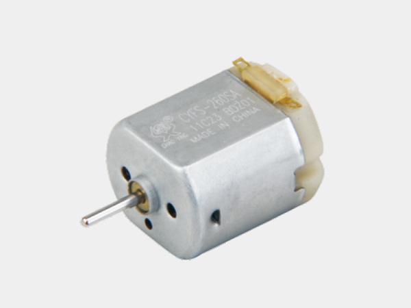 SCFF-260贵金属电刷马达