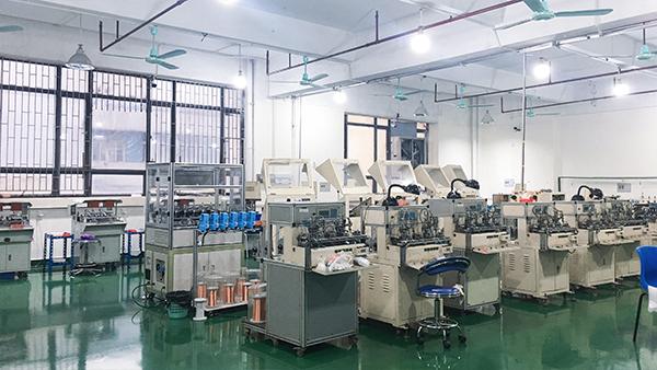 顺昌电机-现代化设厂房