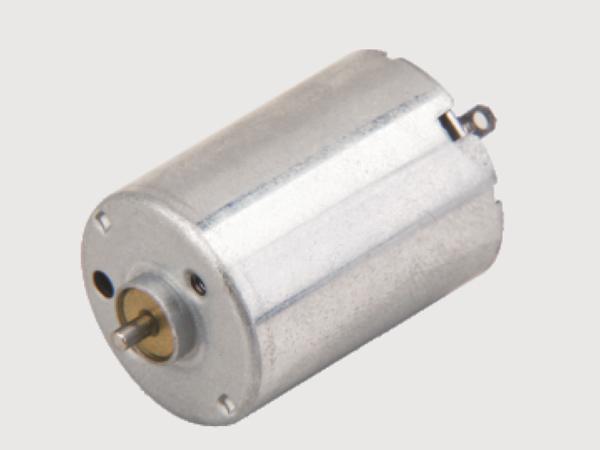 SCRF-130贵金属电刷马达