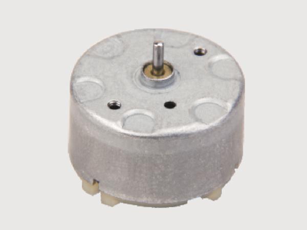 SCRF-500贵金属电刷马达