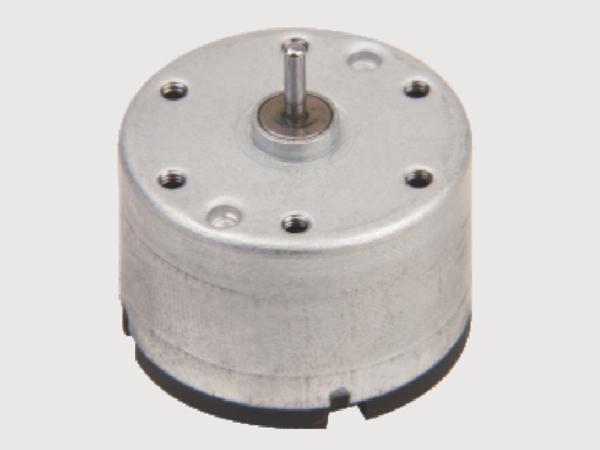 SCRF-520贵金属电刷马达