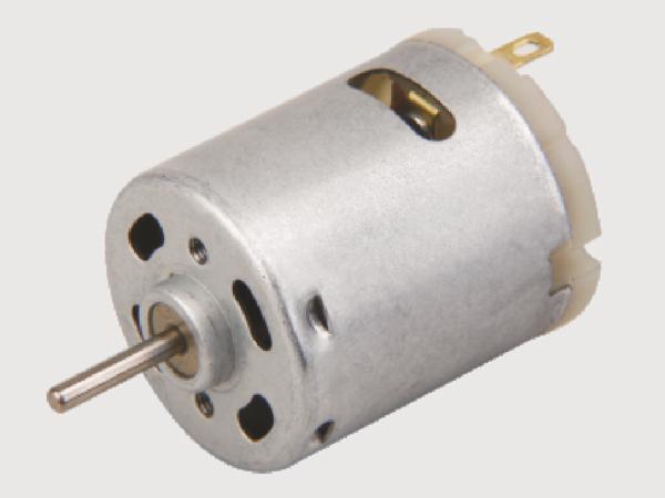SCRF-360贵金属电刷马达