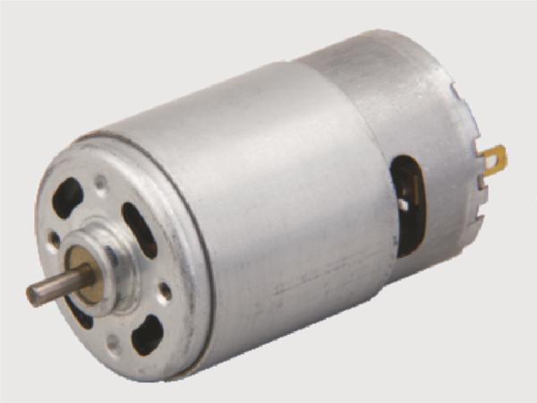 SCRF-550贵金属电刷马达
